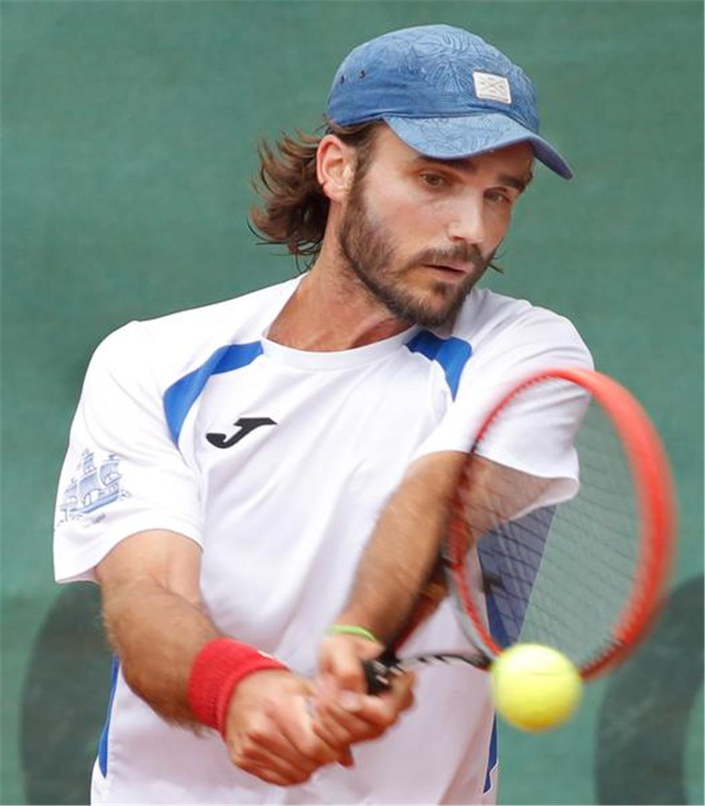 Professionel tennis player Marc Fornell Mestres assigned with Scandinavian Tennis Agency