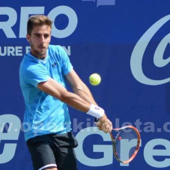 Tennis Player Samuel Ribeiro Navarrete assigned by Scandinavian Tennis Agency